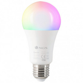 Ampoule à Puce NGS Gleam727C RGB LED E27 7W