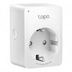 Prise Intelligente TP-Link Tapo P100 2300W Blanc