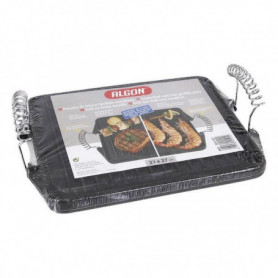 Plaque chauffantes grill Rayen Fonte Rectangulaire
