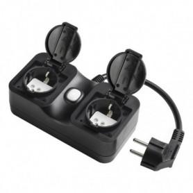 Prise Intelligente Edimax SP-1122WTO WIFi 2300W Noir