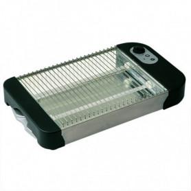 Grille-pain COMELEC TP-712/7012 600W Noir Acier inoxydable