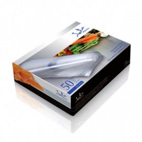 Rouleaux pour machine d'emballage JATA 2 pcs 28 cm x 6 m