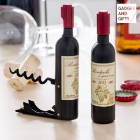 Tire-bouchon et Décapsuleur avec Aimant Wine Gadget and Gifts