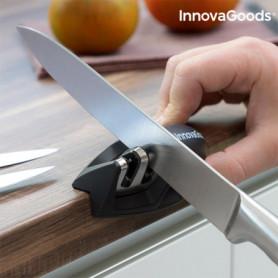 Aiguiseur à Couteaux Compact InnovaGoods