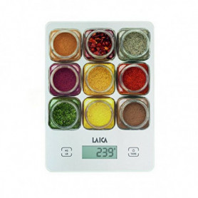 balance de cuisine numérique LAICA KS1040 LCD