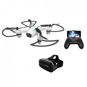 CDTS Drone Wave-Razor - Ø 17,50 cm + Casque réalité virtuelle