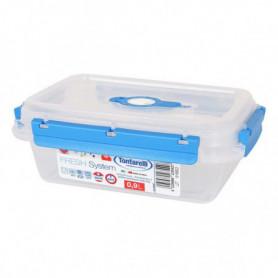 Boîte à lunch Fresh System Tontarelli (14,2 x 19,3 x 6,7 cm)