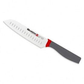Couteau Santoku Quttin Colours (16 cm)