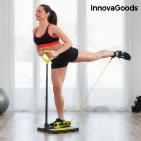 Plateforme de Fitness pour Fessiers et Jambes avec Guide d'Exercices