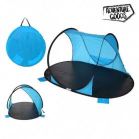 Paravent Adventure Goods 25373 (220 x 145 x 110 cm) Bleu Noir