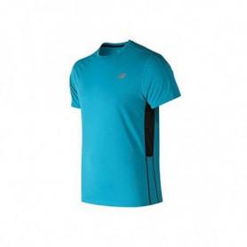 T-shirt à manches courtes homme New Balance ACCELERATE Bleu