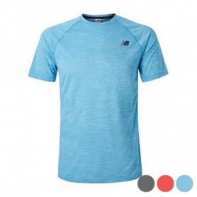 T-shirt à manches courtes homme New Balance TENACITY