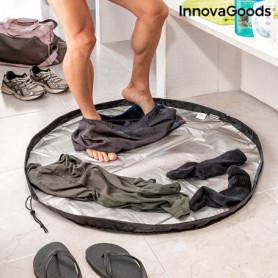 Sac tapis de sol imperméable pour les vestiaires2 en 1 Gymbag