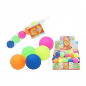 Balles pour Raquettes de plage Multicouleur (5 Pcs)