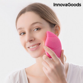 Masseur Nettoyant Facial Rechargeable InnovaGoods