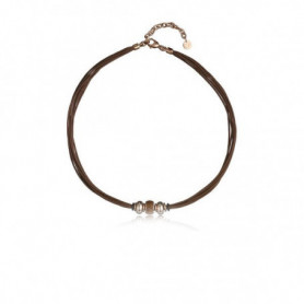Collier Femme Time Force TS5137CR (32 cm)