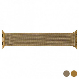 Bracelet à montre Apple Watch 2/42 Mm KSIX Acier inoxydable