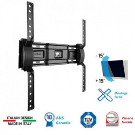 MELICONI 400 ST Support TV mural inclinable Slim