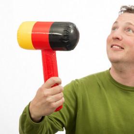 Marteau Gonflable Drapeau de l'Allemagne