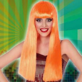 Perruques 117793 Orange