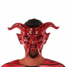 Masque 117746 Démon Rouge