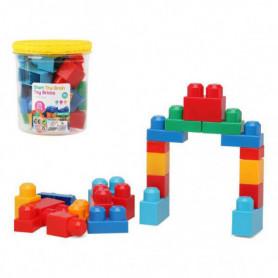 Boîte avec blocs de construction 114614 (25 pcs)
