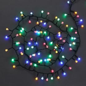 Gurilande de Noël lumineuse intérieure Cerise Vert