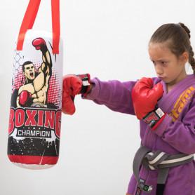 Sac de boxe Enfant Champion