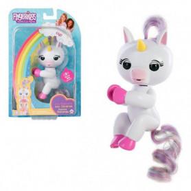 Figurine Unicorn Gigi Fingerlings Blanc 117085