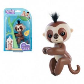 Figurine Baby Sloth Fingerlings Marron 117511