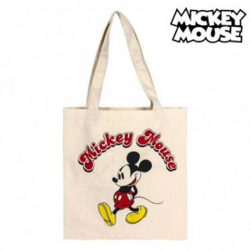 Sac Multi-usages Mickey Mouse 72891 Blanc Coton
