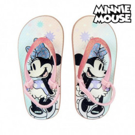 Tongs pour Enfants Minnie Mouse 74325 Rose