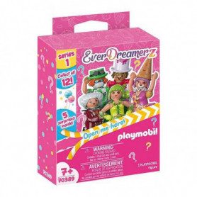 Figurine d'action Everdreamerz Playmobil 70389 Boîte surprise