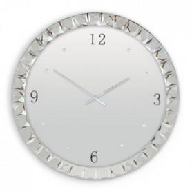 DECO II Horloge circulaire 55 cm - En verre