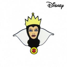 Broche Villains Disney Métal Noir