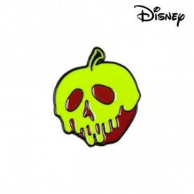 Broche Villains Disney Métal Rouge Vert