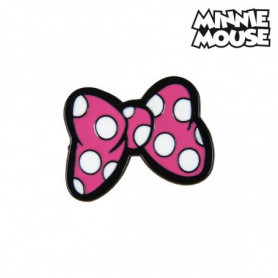 Broche Minnie Mouse Métal Rose