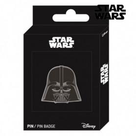 Broche Darth Vader Star Wars Métal Noir