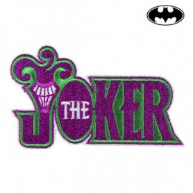 Patch Joker Batman Polyester Violet