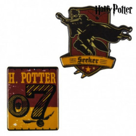 Broche Harry Potter Rouge