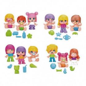 Ensemble de Figurines Pinypon Babies Famosa
