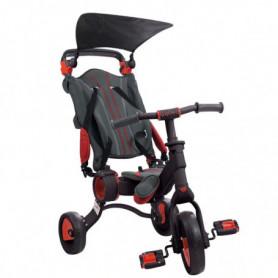 Tricycle Toimsa Galileo Pliable Rouge Noir