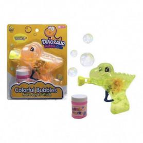 Pistolet à bulles de savon Dinosaur