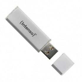 Clé USB INTENSO 3531470 USB 3.0 16 GB Blanc