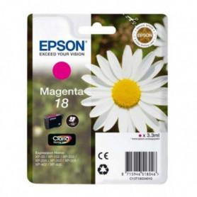 Cartouche d'encre originale Epson C13T18034010 Magenta