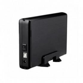 """Boîtier Externe TooQ TQE-3509B HD 3.5"""" SATA III USB 2.0"""