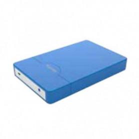 """Boîtier Externe approx! appHDD10BL 2.5"""" USB 3.0 SATA Bleu"""