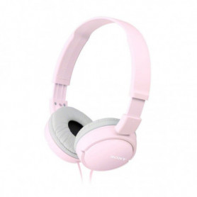 Casque Sony MDR ZX110 Rose Serre-tête