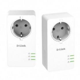 Adaptateur PLC D-Link PowerLine DHP-P601AV 1000 Mbps