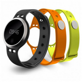 """Bracelet d'activités ORA FIT 2 OSB006-F2B 0.82"""" Bluetooth 4.2 IP65"""